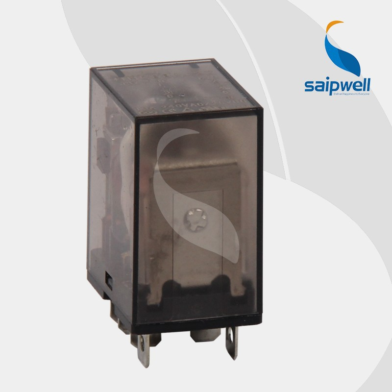 SAIPWELL/SAIP 12VDC Mini Type High Sensitive Electromagnetic Relay