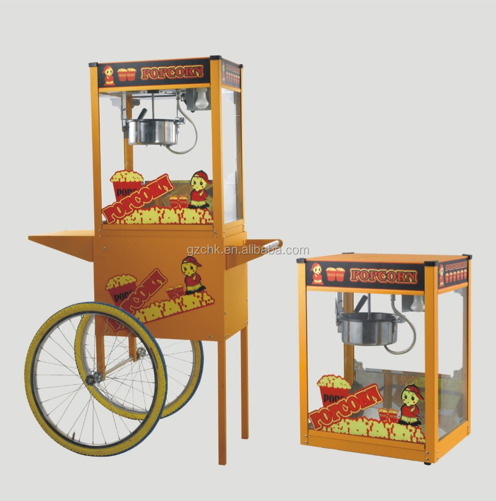 Table top Popcorn machine WTP-6B