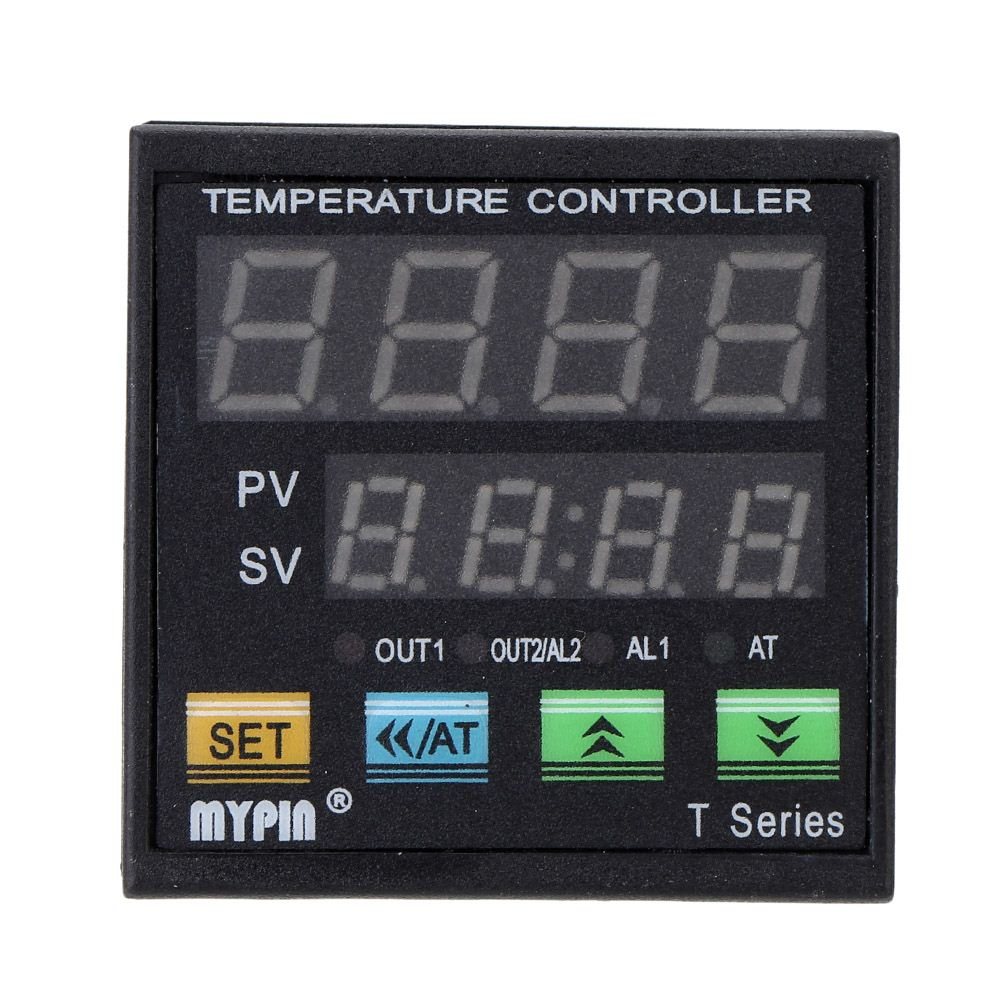 2015--TA series analog programable temperature controller with one alarm