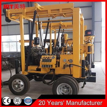 Best quality speed variable drilling machine for planting tree