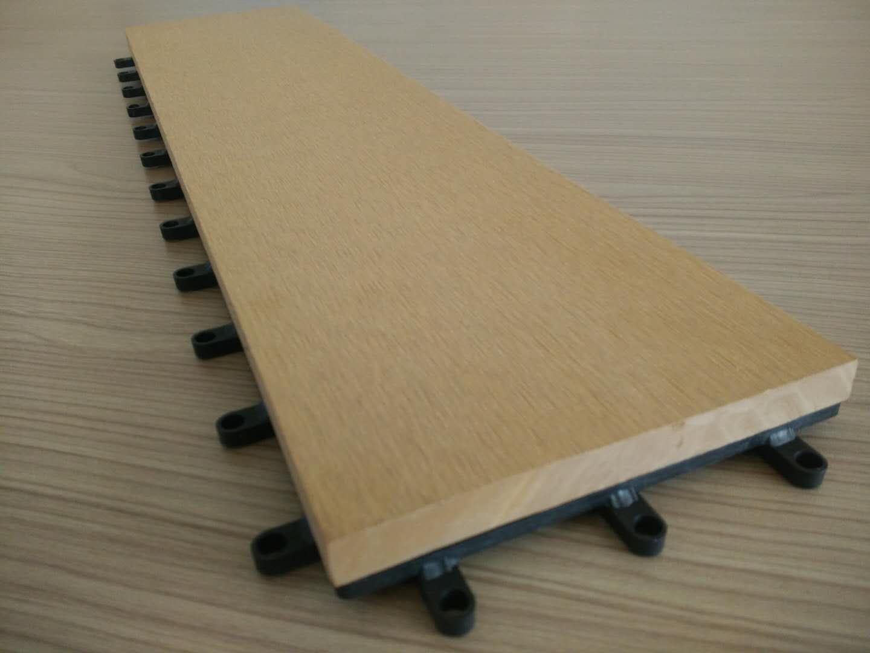Pwc pavimenti in piastrelle piattaforma esterna outdoor deck piano