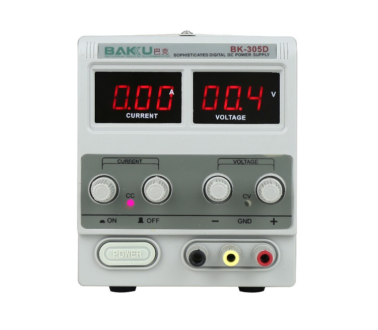 BAKU BK-305D 220v Switching Multi-Function Variable DC LED Uninterrupted Power Supply for Mobile Phone