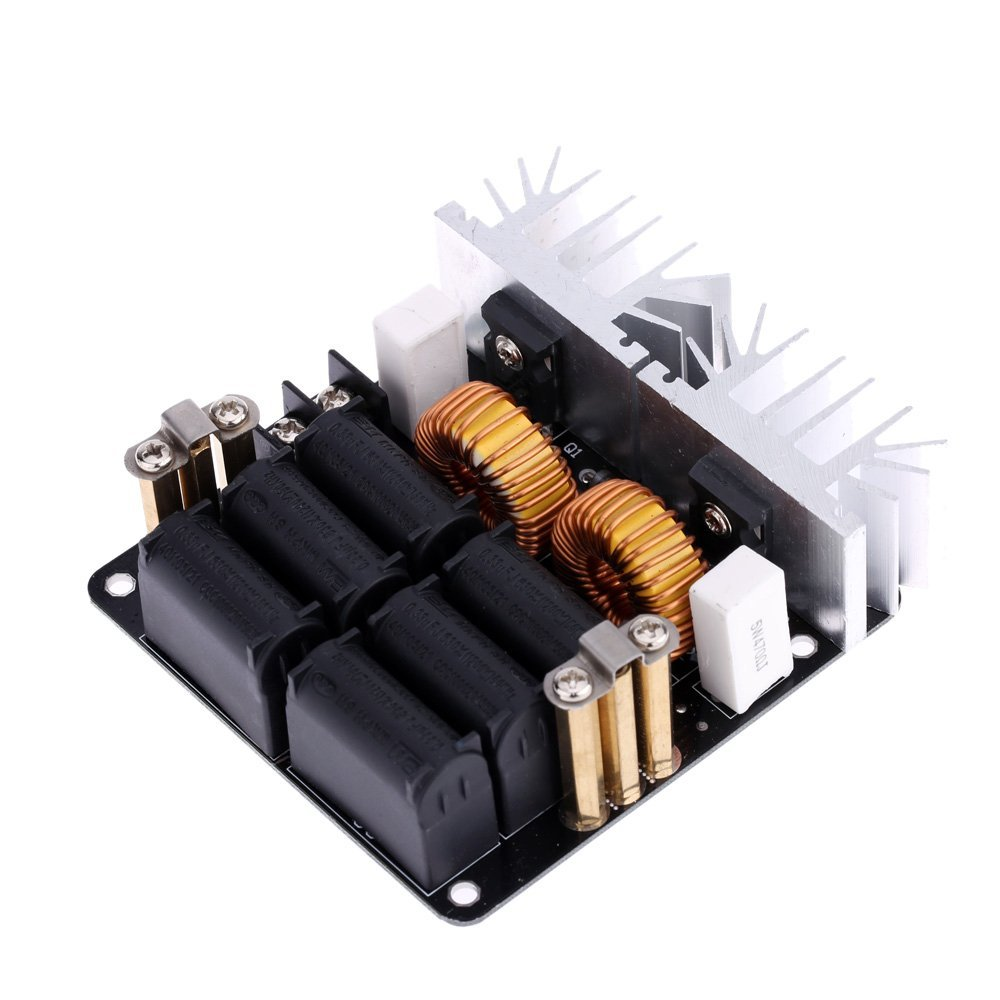 Cheap Miller Induction Heating Machine Find Diy Heater Circuit Simple Get Quotations Kkmoon Low Zvs 12 48v 20a 1000w High Frequency Module