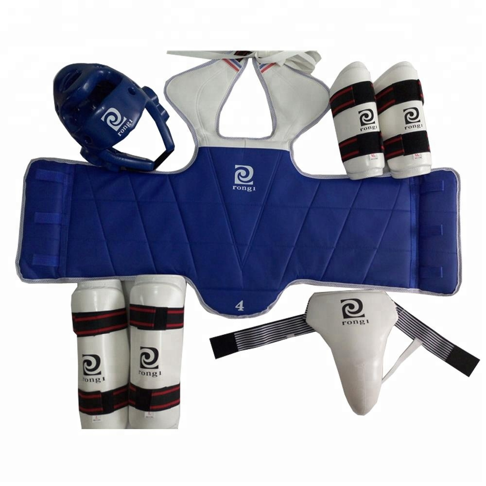 Taekwondo Protective Gear All Sets/martial Arts Equipment - Buy Martial  Arts Training Equipment,Taekwondo Equipment,Taekwond Product on Alibaba com