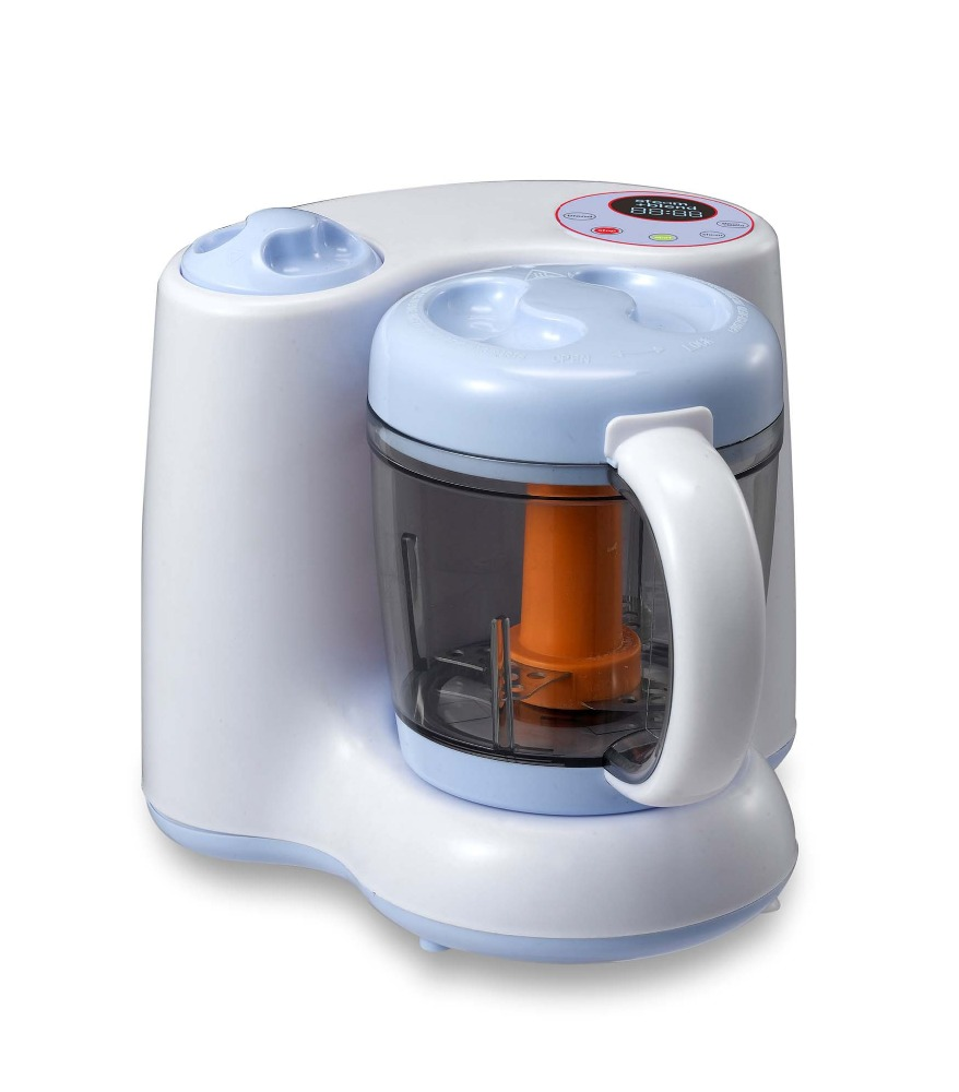 Best Selling Portable Products Baby Food Processor with LCD Display