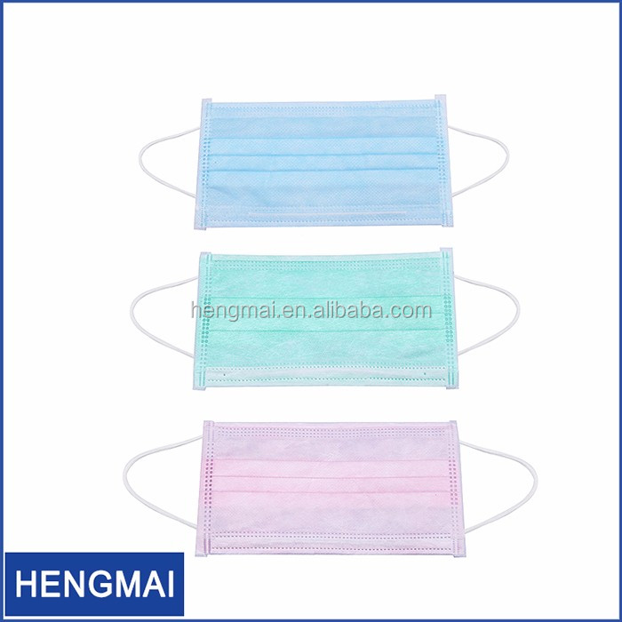 Non-woven Three Layer Thickening Face Masks
