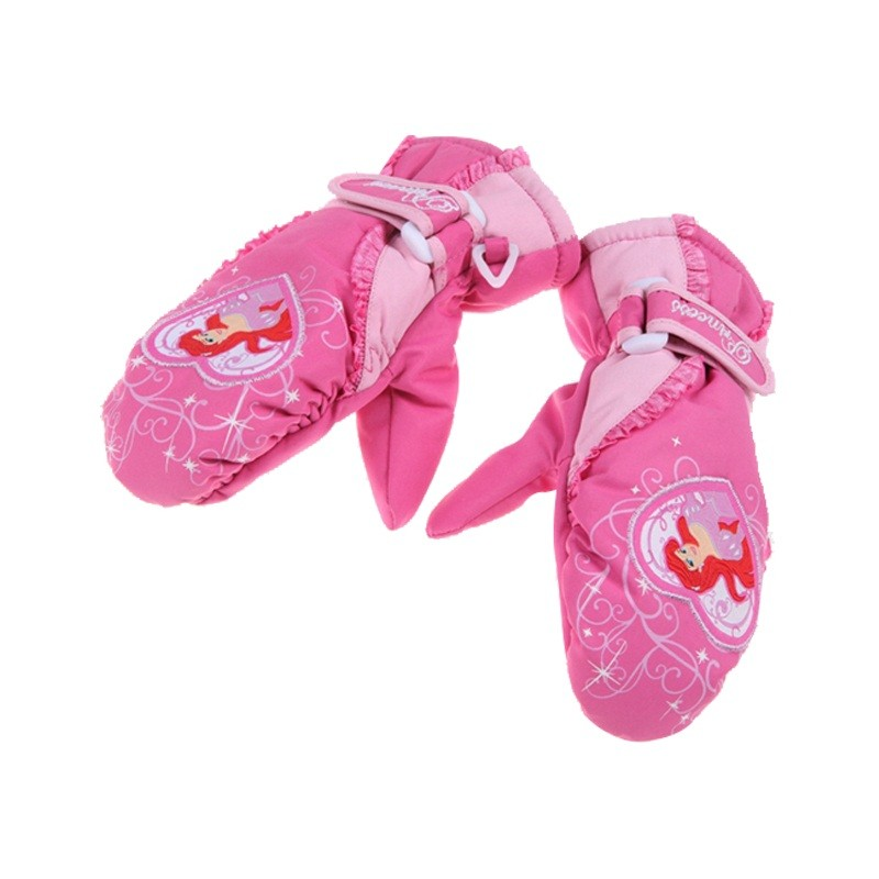 Wholesale cheap cute mittens breathable thinsulate children outdoor mittens