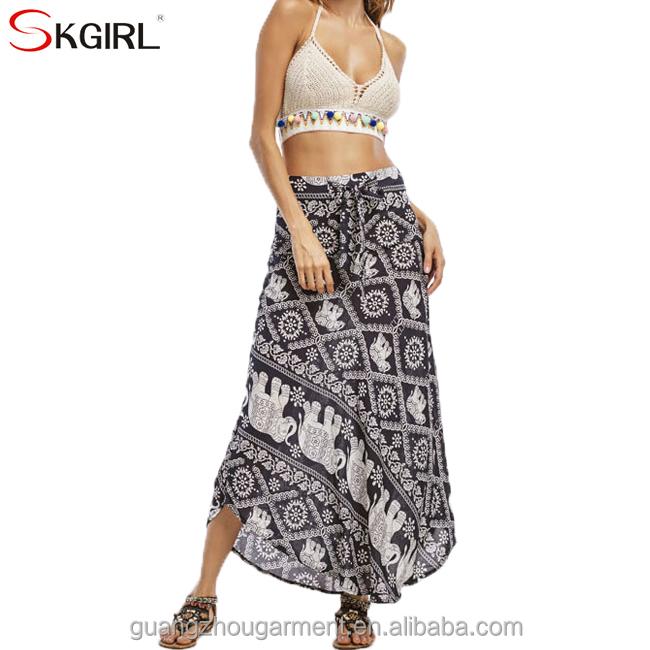 864659fda Encuentre el mejor fabricante de estilo hippie faldas y estilo ...