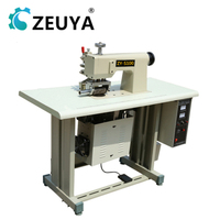 high speed auto 100mm ultrasonic sealing sewing machine with ce
