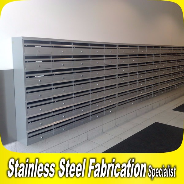 Commercial Mailboxes For Stainless Steel Apartment Letter Boxes