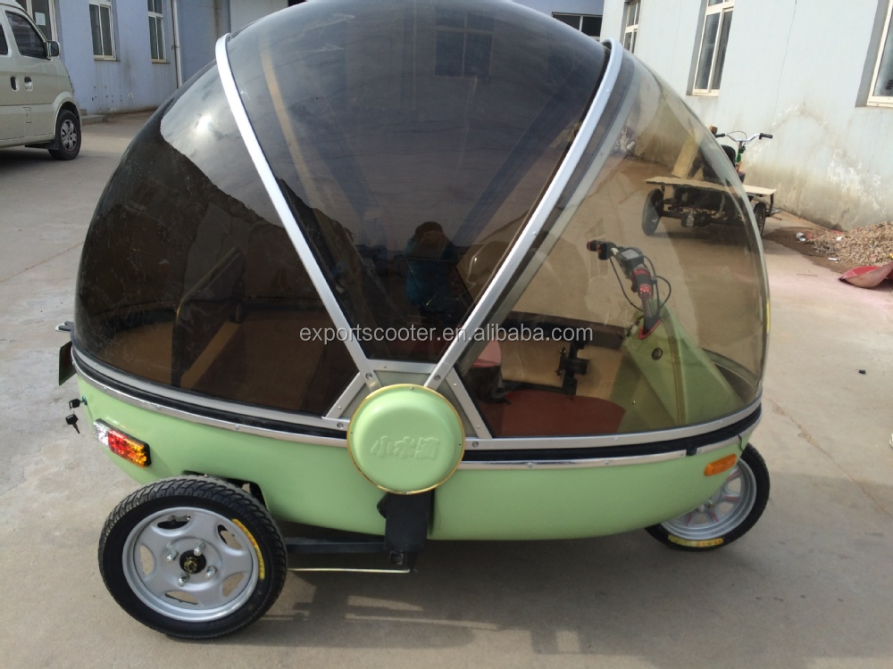 Three Wheeled Electric Car China
