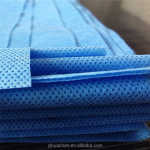 china fabric and textiles Waterproof SMS Non woven Fabric PP+PE medical material/smms nonwoven fabric