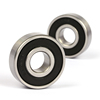 Motorcycle Wheels bearing deep groove ball bearings 6203