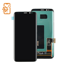 Originele Super Amoled Completo Digitizer Scherm Vervanging Lcd Display Voor <span class=keywords><strong>Samsung</strong></span> <span class=keywords><strong>Galaxy</strong></span> <span class=keywords><strong>S8</strong></span>