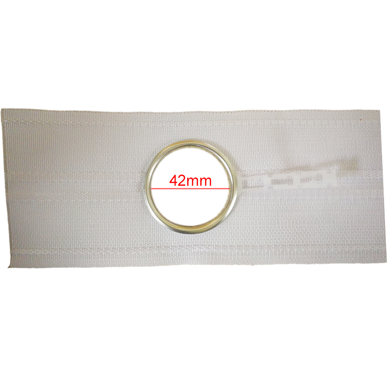 High quality Eyelet Curtain Tape with holes