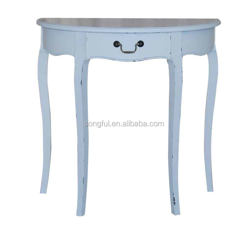 French Reproduction Furniture Unfinished French Chinese Console