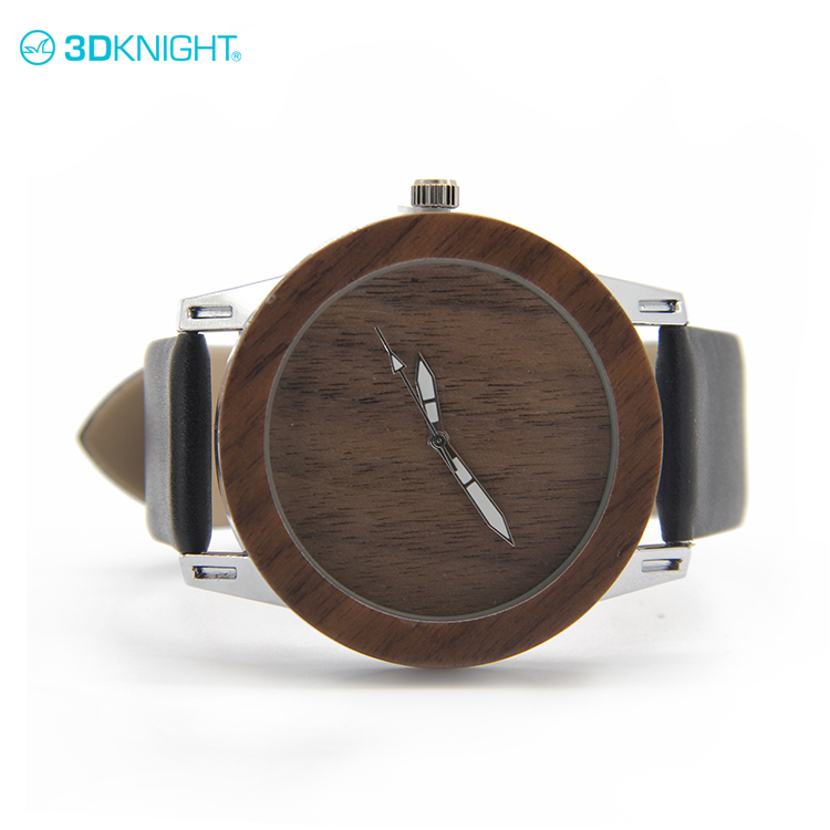 Customize womens wood watches for women color pure time wooden wrist watch ladies hot
