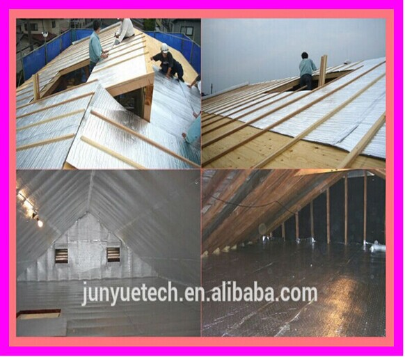 6 5mm Closed Cell Polyethylene Foam Floor And Roof