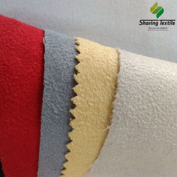 7S TC Cotton Suede Fabric for Garments