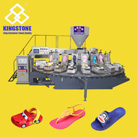 Automatic One Color Plastic Slipper Making Machine