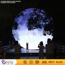 2016 Hot sale giant inflatable moon , inflatable moon ball , moon balloon for events