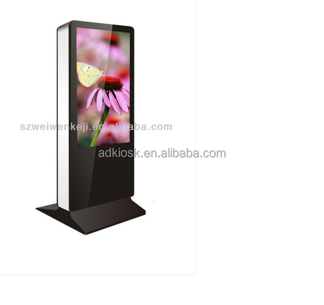 wonderful design double side outdoor advertising digital display screens
