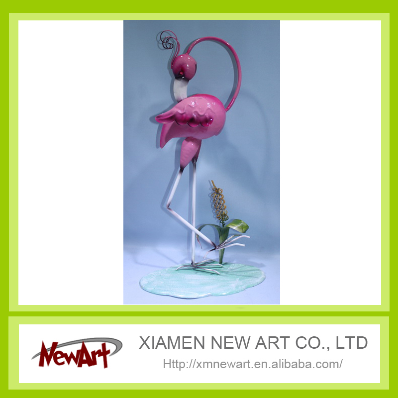 high quality cheap for sale pink flamingo garden ornament