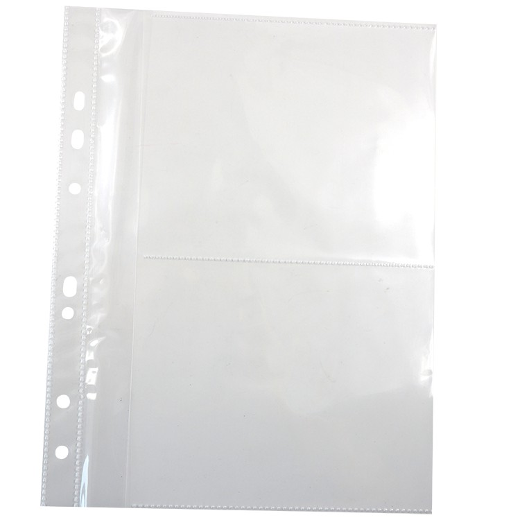 Custom size transparent packaging custom clear plastic sleeve