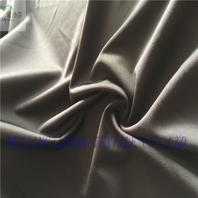 Viscose polyester fabric