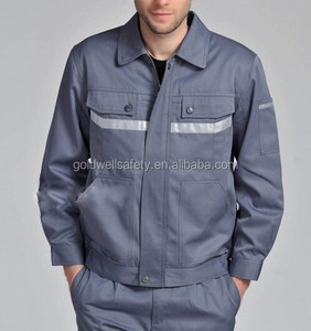 Industrial field work safety clothing
