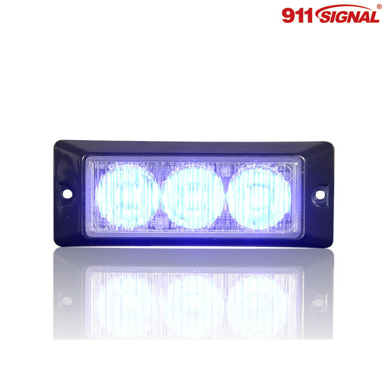 Led Emergency Vehicle Lighthead,Tir Led Grille Lights With R10(e3 ...