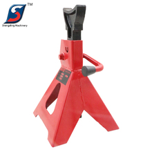 Car repair tool adjustable folding mobile home jack stands