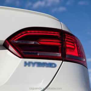 HYBRID LED Tail Lamp For VW New Jetta MK6 smokey style