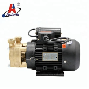 Single suction no self priming transfer oil liquid electric pump