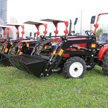 Jm 204 Model 20hp Jinma Mini Tractor For Sale With 4 In 1