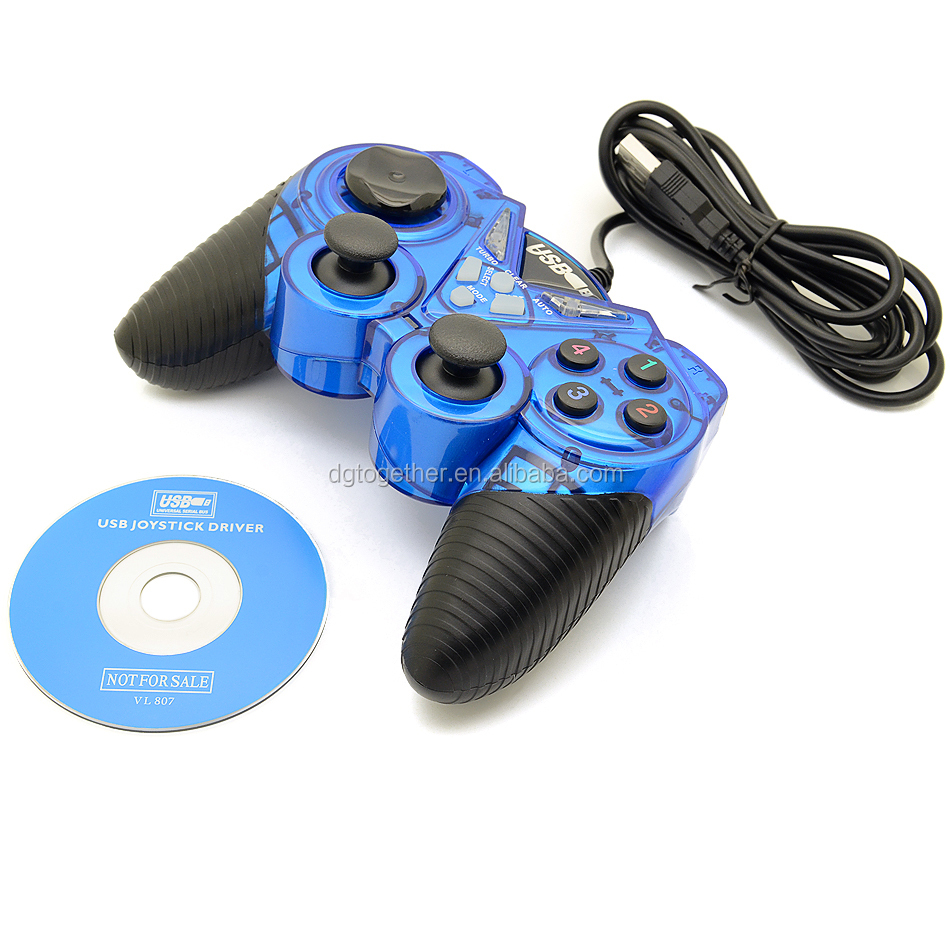 Single gamepad driver vl807 | USB Drivers for Gaming devices