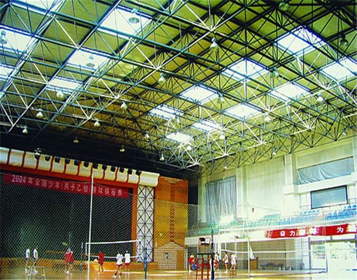 50 Years Durable Strong Light Steel Structure Prefabricated Stadium