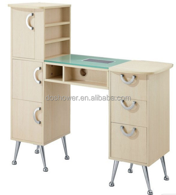 Nail Salon For Sale In Houston Tx: Double Nail Table/nail Dryer Station/ Nail Table With