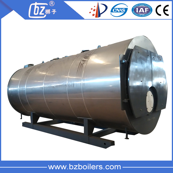 Low Pressure FireTube WNS Oil Fired Gas Hot Water Boiler