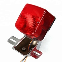 HAISSKY motorcycle lighting system GN125 motorcycle LED tail light