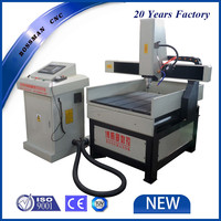 China low cost mini metal cnc drilling machine with DSP control system