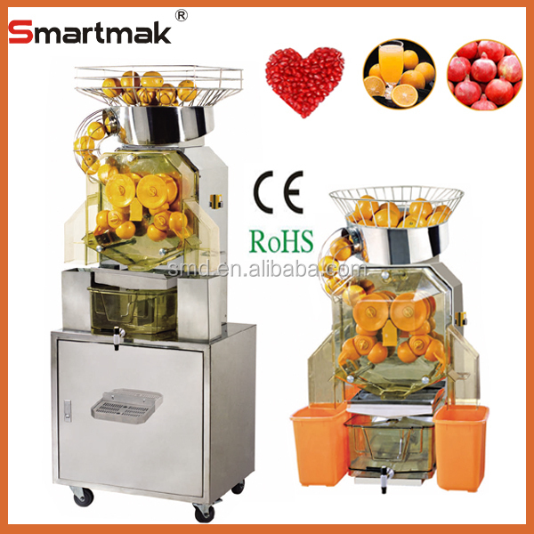 Automatic Orange Juicer Juice Extractor Processing And