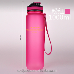 Sports bottle privater label 1000ml 1500 ml cheap bpa free tritan water bottle
