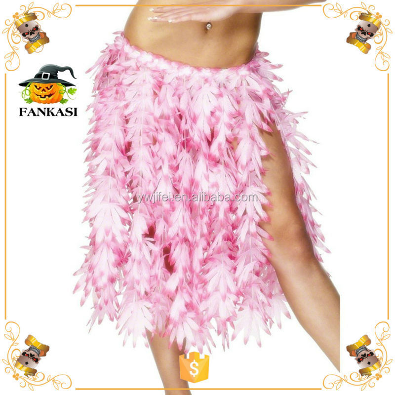Hot Sale Hawaii Feather Hula Skirt