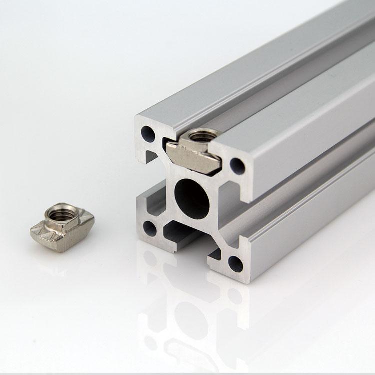 bosch compatible aluminum profile accessories for t slot aluminum extrusion