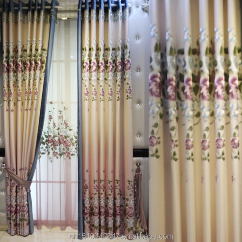 Venta al por mayor decoracion cortinas para ventanas-Compre online ...