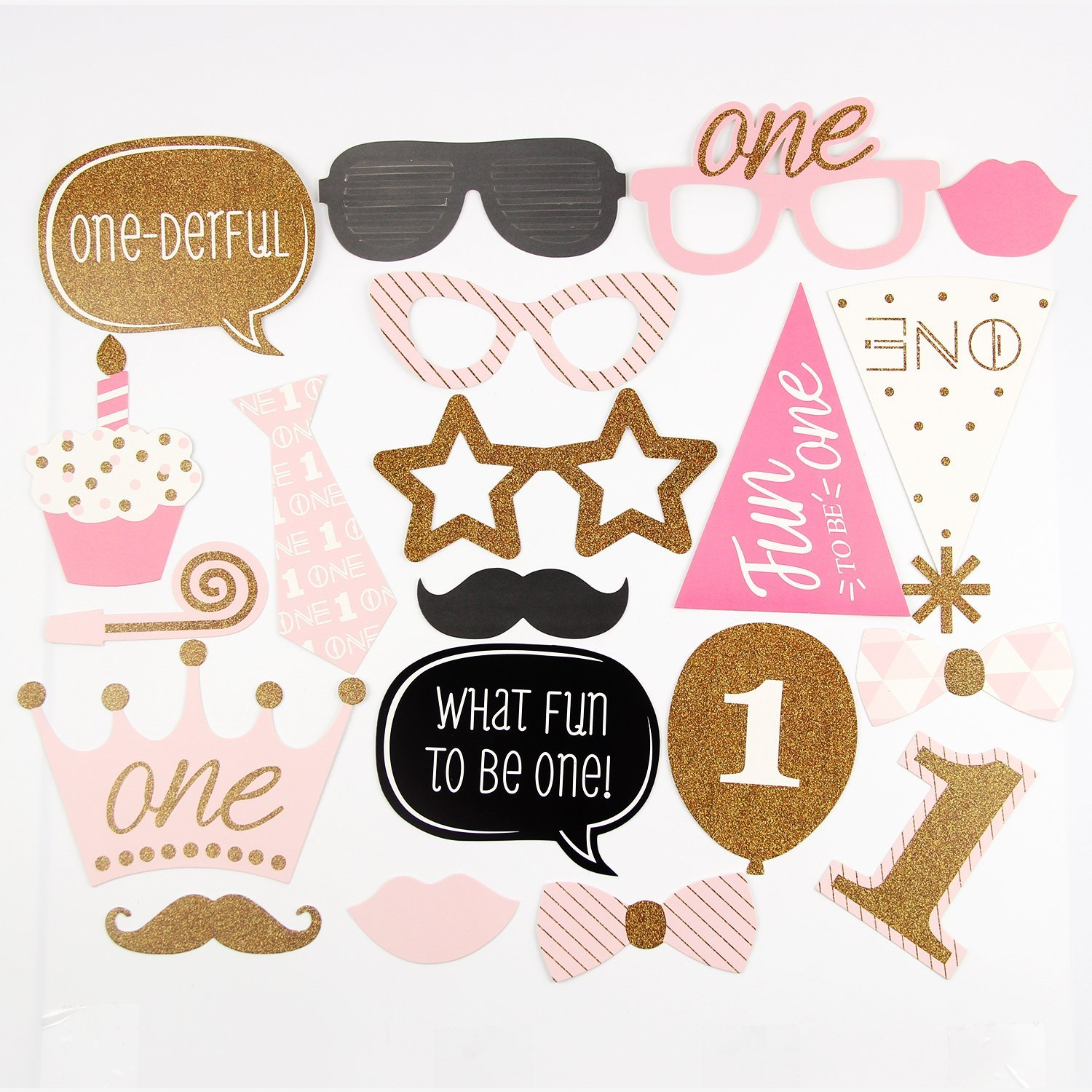 Buy KUNGYO Fun To Be One-Funny 1st Birthday Girl Baby