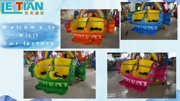 China Manufacturer Auto Control Plane Kiddie Rides Attractions for sale