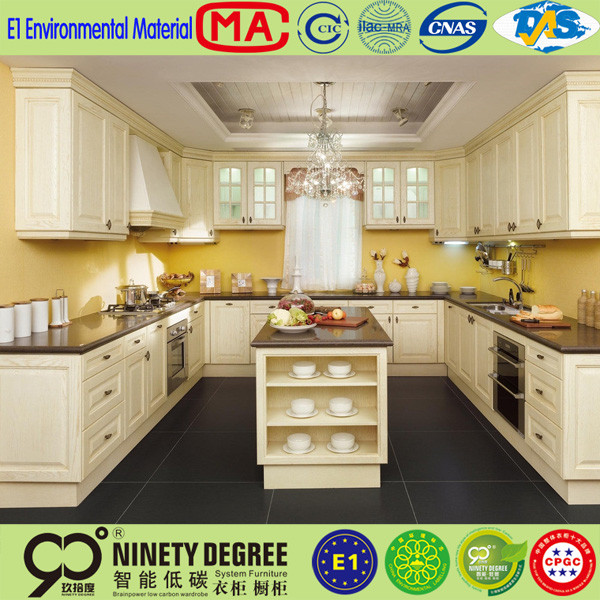 varnishing economic melamine plates kitchen cabinets