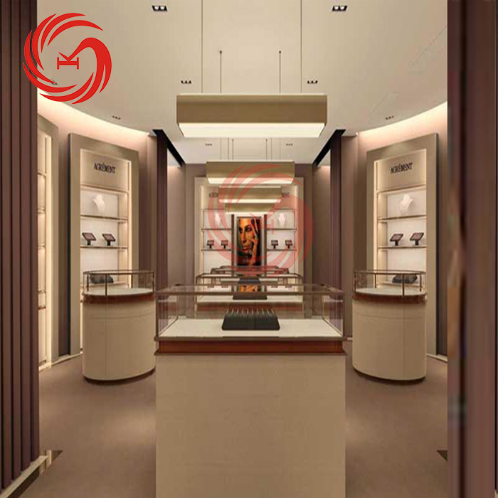 Jewelry Exhibition Stand Design : Unique jewelry store equipment wood jewellery exhibition stand